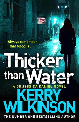 THICKER THAN WATER (JESSICA DANIEL BOOK