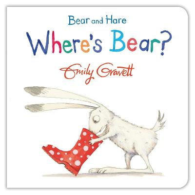 BEAR AND HARE: WHERES BEAR? BB