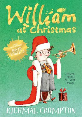 JUST WILLIAM AT CHRISTMAS PB