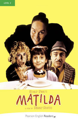 Matilda & MP3 Pack Level 3