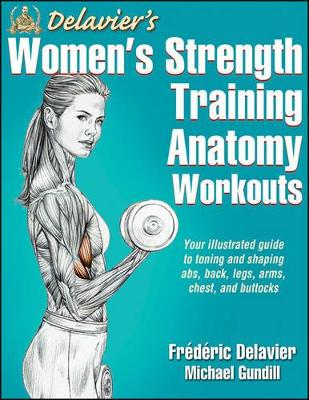 DELAVIERS WOMEN STRENGTH TRAINING ANATO