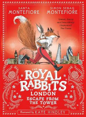 ROYAL RABBITS OF LONDON: ESCAPE FROM THE