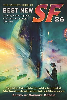 MAMMOTH BOOK OF BEST NEW SF 26