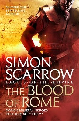 BLOOD OF ROME (EAGLES OF THE EMPIRE 17)