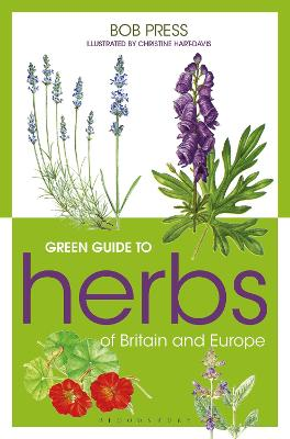 GREEN GUIDE TO HERBS OF BRITAIN AND EURO