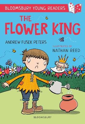 THE FLOWER KING: A BLOOMSBURY YOUNG READ