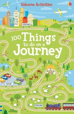 OVER 100 THINGS TO DO ON A JOURNEY