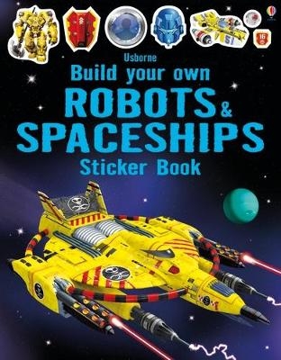 BUILD YOUR OWN ROBOTS AND SPACESHIPS
