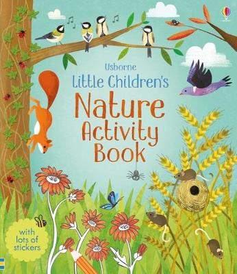 LITTLE CHILDRENS NATURE ACTIVITY BOOK