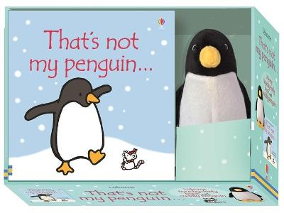 THATS NOT MY PENGUIN BOOK AND TOY