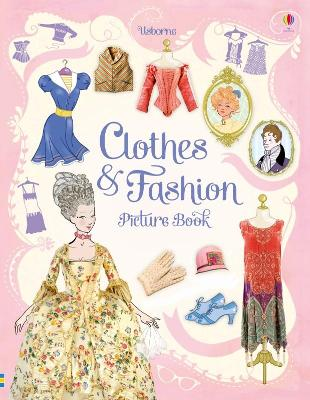 CLOTHES & FASHION PICTURE BOOK