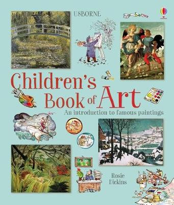 CHILDRENS BOOK OF ART
