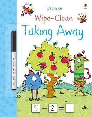 WIPE CLEAN TAKING AWAY