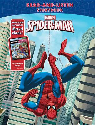 MARVEL SPIDER-MAN READ-AND-LISTEN STORY
