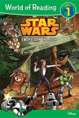 WORLD OF READING STAR WARS EWOKS JOIN TH