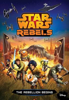 STAR WARS REBELS: THE REBELLION BEGINS