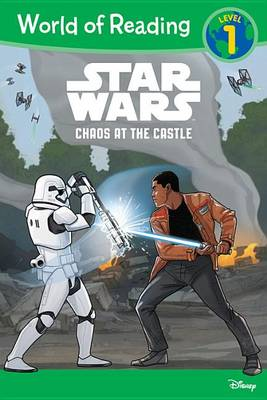 WORLD OF READING STAR WARS CHAOS AT THE