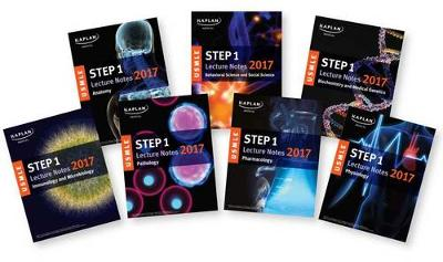 USMLE STEP 1 LECTURE NOTES 2017: 7-BOOK