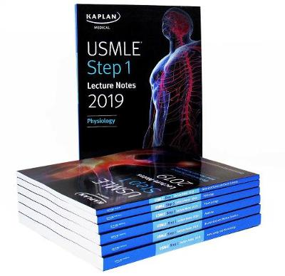 USMLE STEP 1 LECTURE NOTES 2019: 7-BOOK