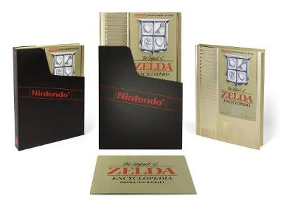 LEGEND OF ZELDA ENCYCLOPEDIA DELUXE ED.