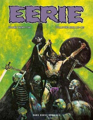 EERIE ARCHIVES VOL. 25 HC