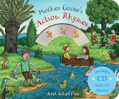 MOTHER GOOSES ACTION RHYMES