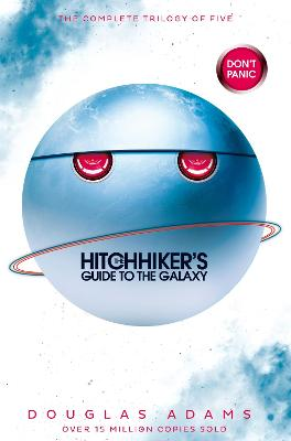 THE HITCHHIKERS GUIDE TO THE GALAXY OMN