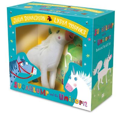 SUGARLUMP & THE UNICORN BOOK & TOY GIFT