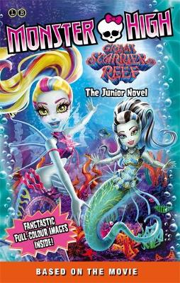 MONSTER HIGH: GREAT SCARRIER REEF: THE J