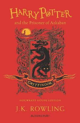 Harry Potter and the Prisoner of Azkaban - Gryffindor Edition
