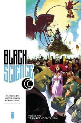 BLACK SCIENCE PREMIERE HARDCOVER VOL. 2: