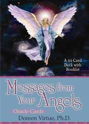 MESSAGES FROM YOUR ANGELS ORACLE CRD