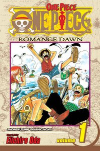 One Piece Romance Dawn v. 1