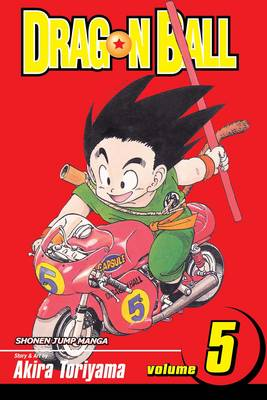 Dragon Ball v. 5