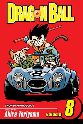 Dragon Ball v. 8
