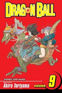 Dragon Ball v. 9