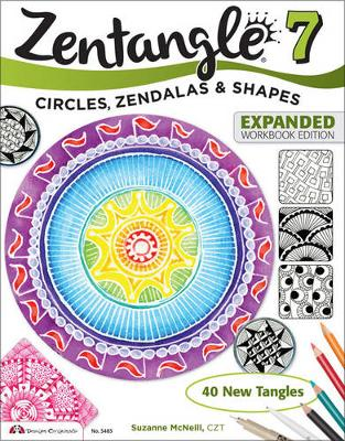 ZENTANGLE 7, EXPANDED WORKBOOK EDITION