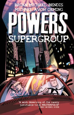 POWERS VOL. 4: SUPERGROUP