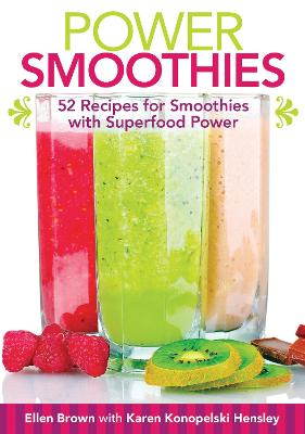 POWER SMOOTHIES (MINI BOOK)