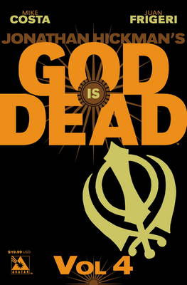 GOD IS DEAD VOLUME 4 TP