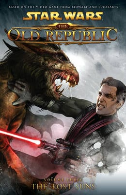 SW: THE OLD REPUBLIC VOL 3 THE LOST SUNS