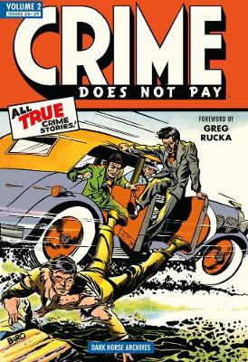 Crime Does Not Pay Archives Volume 2