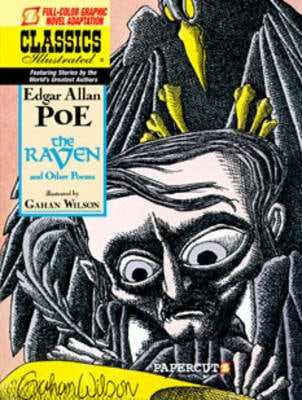 Classics Illustrated Raven and Other Poems