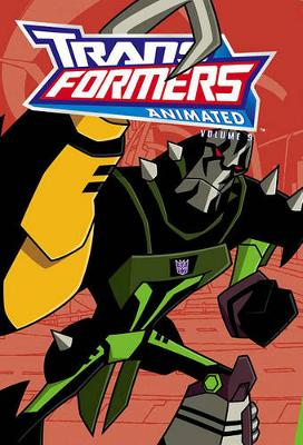 Transformers Animated v. 9