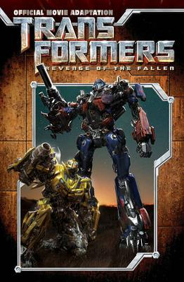 Transformers Revenge of the Fallen Movie Adaptation