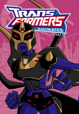 TRANSFORMERS ANIMATED TP VOL 11