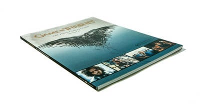 GAME OF THRONES 40 REMOVABLE POSTERS 2