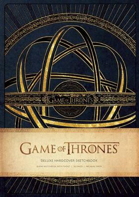 GAME OF THRONES: DELUXE HARDCOVER SKETCH