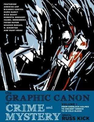 THE GRAPHIC CANON OF CRIME AND MYSTERY V