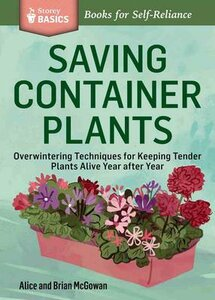 SAVING CONTAINER PLANTS